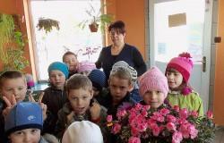 Wizyta w kwiaciarni_2.04.2012